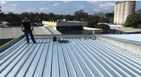 Beecroft Metal Roofing