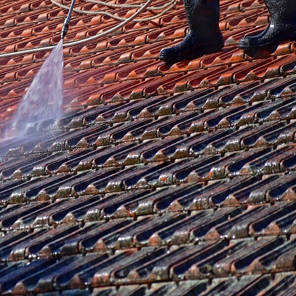 Roof Cleaning Roseville