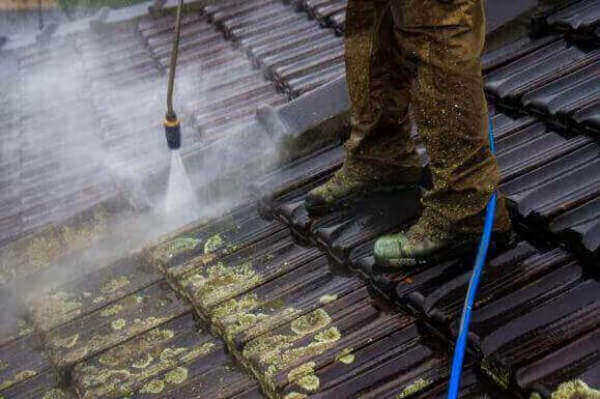 Roof Pressure Cleaning Roseville
