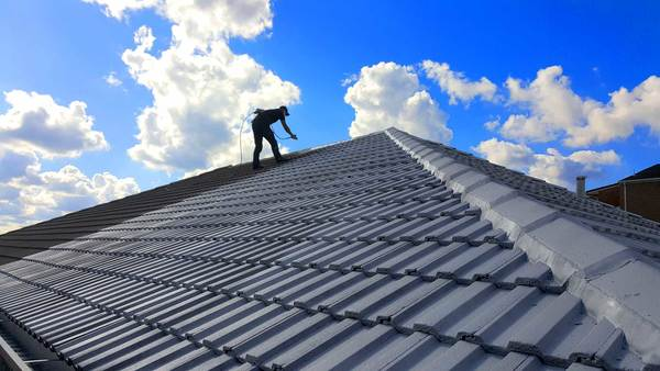 Roof Restoration Services Ashfield